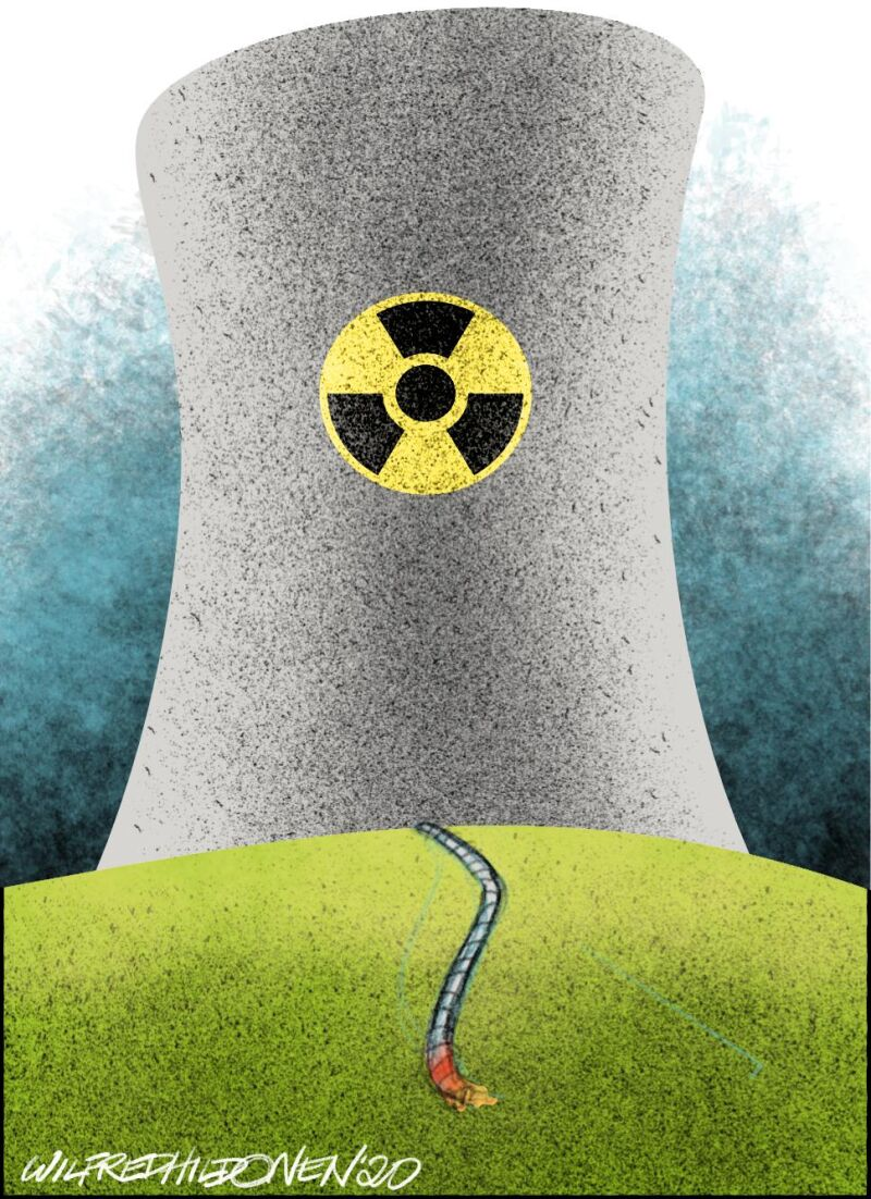 Designlivslängden utgör ryskt rulettspel med atomkrutdurken